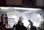 Cháy chung cư Carina Plaza quận 8 TP HCM
