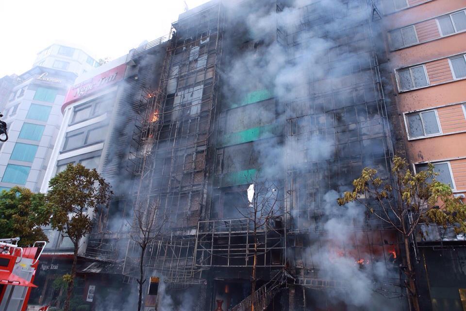 Hà Nội sắp mở lại phiên xét xử cháy quán karaoke 13 người chết