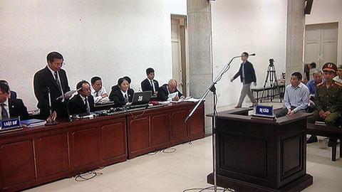 Đinh La Thăng,Nguyễn Xuân Sơn,Hà Văn Thắm,PVN,Oceanbank,tham ô,tham nhũng