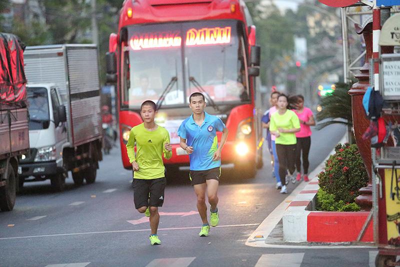 Giải chạy Việt dã  toàn quốc 2018,điền kinh Việt Nam