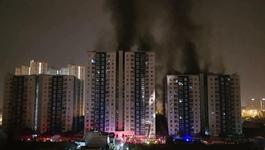 Thủ tướng chỉ đạo khắc phục hậu quả vụ cháy chung cư 13 người chết