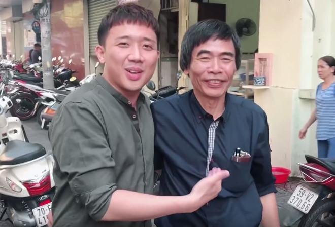 Trấn Thành,Hari Won,TS Lê Thẩm Dương