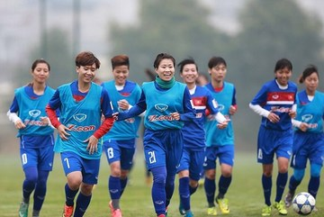Lịch thi đấu Asian Cup 2018 của tuyển bóng đá nữ Việt Nam