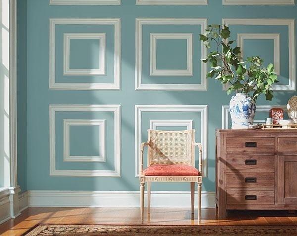 Nhà đẹp,nội thất,trang trí nhà,mẫu sơn tường 2018