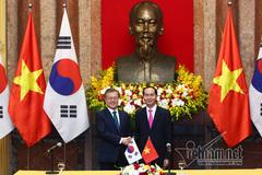 Việt Nam là nước quan trọng nhất trong chính sách hướng Nam của Hàn Quốc