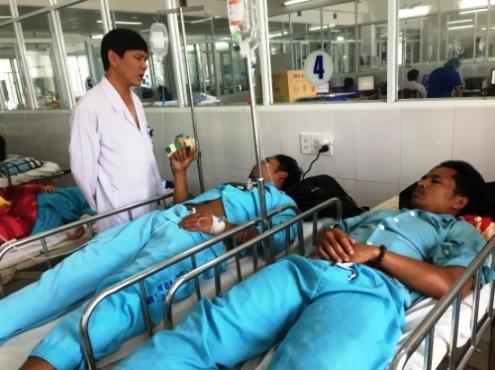 ngộ độc rượu,Quảng Nam