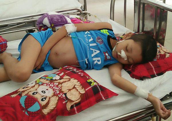 ung thư,ung thư hệ tạo huyết,hoàn cảnh khó khăn,bệnh hiểm nghèo,từ thiện vietnamnet