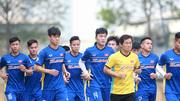 Tuyển Việt Nam vắng sao U23 Việt Nam, Quế Ngọc Hải cười tươi rói