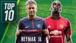 """Mourinho """"đá"""" Pogba lấy Neymar, Zidane bị lật ghế"""