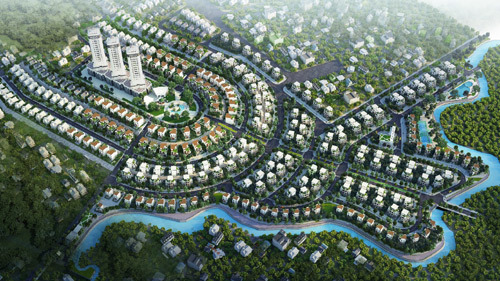 Phú Cát City - dự án xanh phía Tây Hà Nội