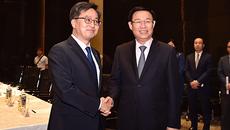 Thiết lập cơ chế trao đổi định kỳ cấp Phó Thủ tướng Việt Nam- Hàn Quốc