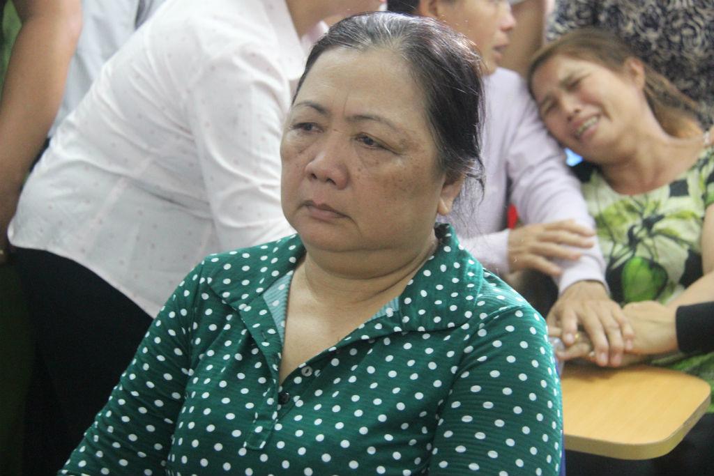 Tột cùng nỗi đau 2 gia đình có 3 người chết cháy ở chung cư Carina