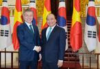 U23 trong cuộc hội kiến giữa Thủ tướng và Tổng thống Hàn Quốc