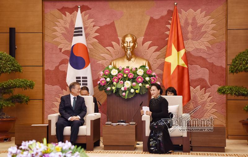 U23,Thủ tướng Nguyễn Xuân Phúc,Thủ tướng,Hàn Quốc