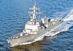 Mỹ đưa tàu tuần tra vào trong 12 hải lý đảo nhân tạo TQ bồi đắp