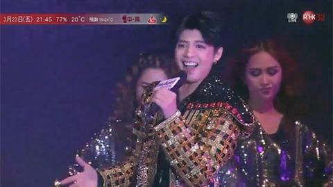 Noo Phước Thịnh bùng nổ trên sân khấu Asian-Pop Music Festival 2018