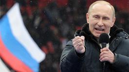 Thế giới 7 ngày: Nước Nga có Putin, Trung Quốc có Tập Cận Bình