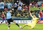Suarez ăn 11m, Cavani ghi siêu phẩm giúp Uruguay hạ đẹp CH Séc