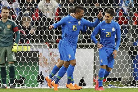 Video Nga 0-3 Brazil