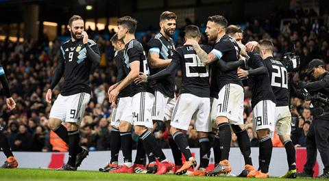 Video Argentina 2-0 Italia