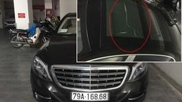 Gay cấn chuyện bảo trì kính ô tô siêu sang Mercedes