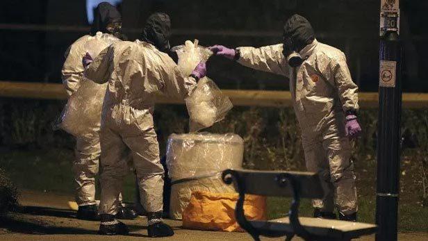 Mỹ tính trục xuất các nhà ngoại giao Nga vì vụ đầu độc cựu điệp viên