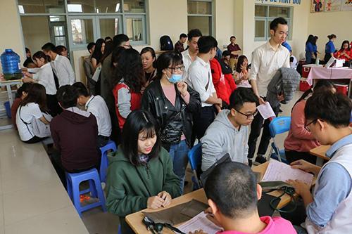 Giọt hồng Đại Nam 2018 thu về 340 đơn vị máu