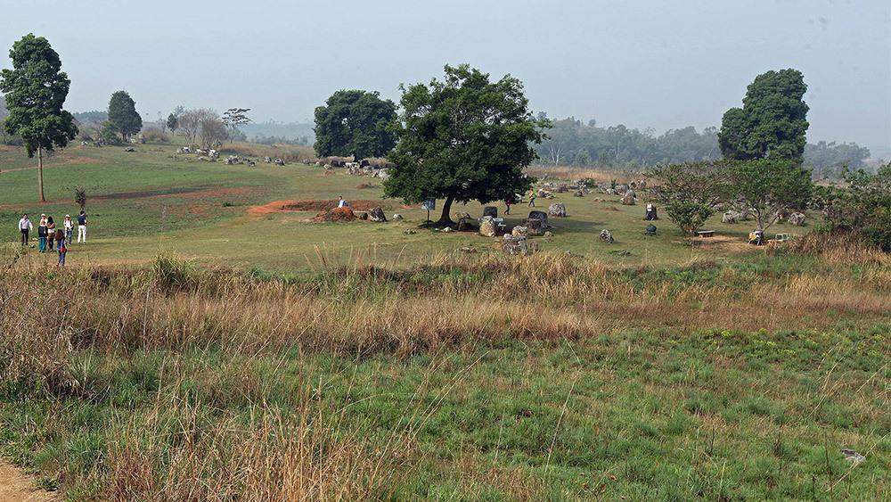 Lào,Cánh đồng Chum,Du lịch nước ngoài