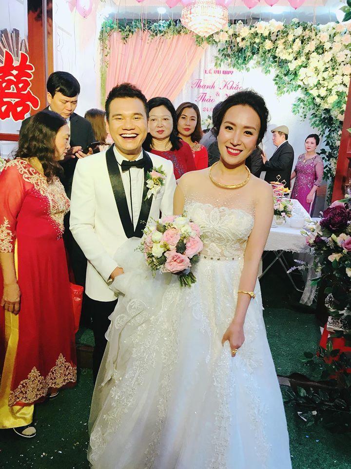 MC Thành Trung tiết lộ cát sê Khắc Việt trong ngày cưới
