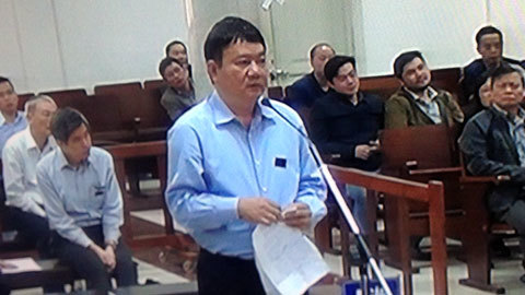 Đinh La Thăng,PVN,Oceanbank,Tham ô,tham nhũng,Nguyễn Xuân Sơn,Hà Văn Thắm,Ninh Văn Quỳnh