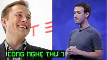 Facebook khủng hoảng trầm trọng, CEO Tesla nhận thưởng chưa từng có