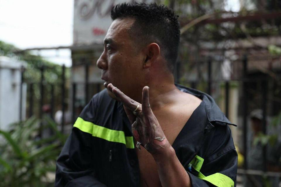 Thực hư 14 người tử vong trong vụ cháy chung cư Carina Plaza