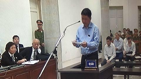 Ông Đinh La Thăng: Bị cáo trở thành người con bất hiếu