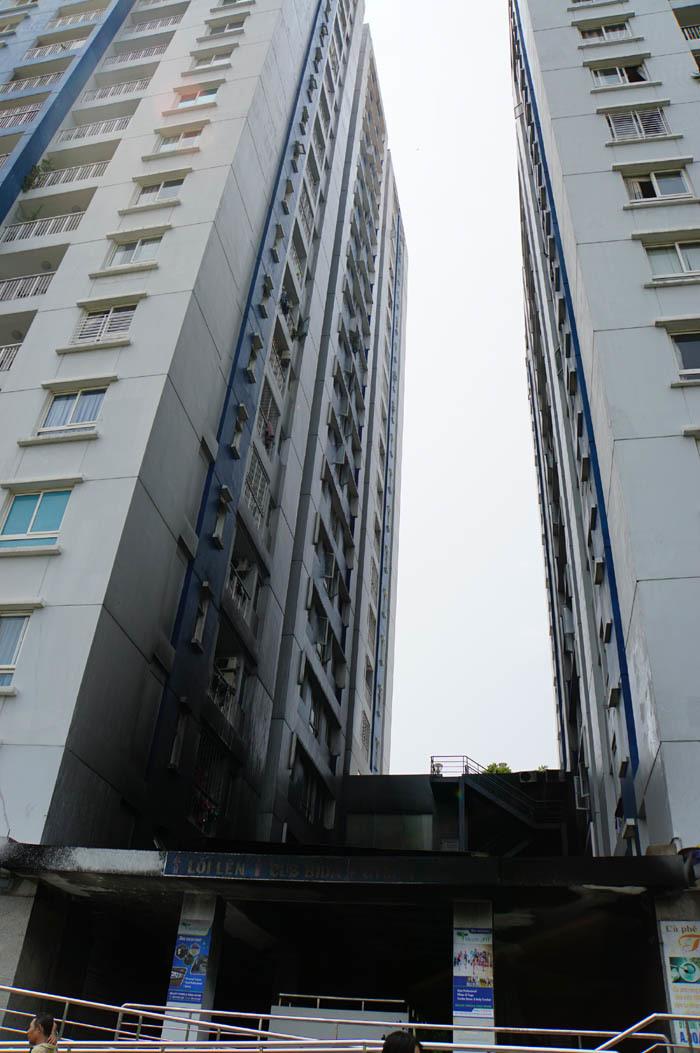 cháy lớn,cháy chung cư,chung cư Carina plaza,carina plaza