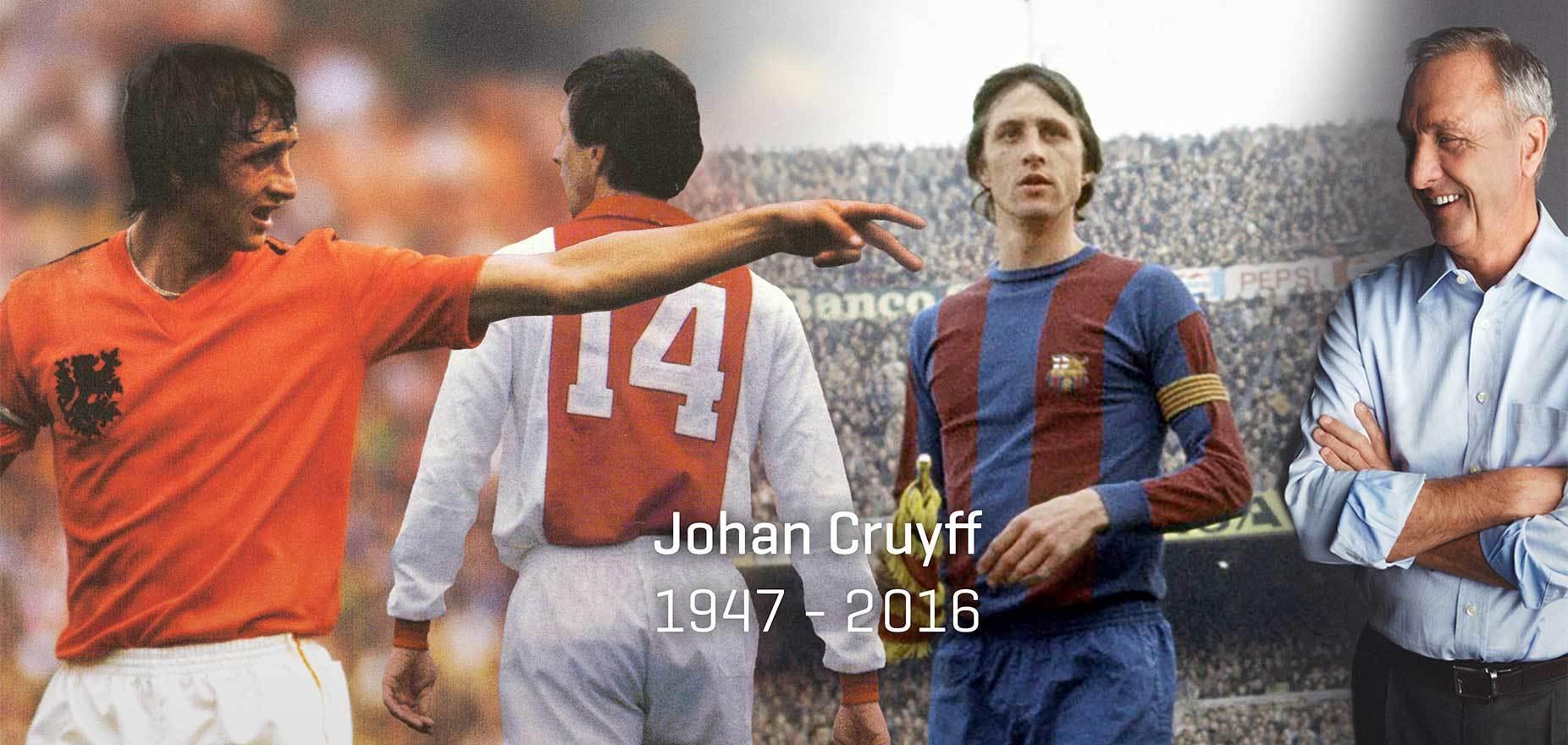Johan Cruyff và những giá trị của một thiên tài