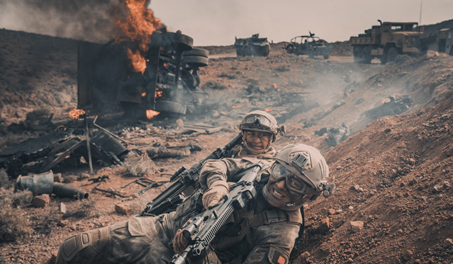 Phim 'Điệp vụ Biển Đỏ' bị dừng chiếu đột ngột ở Việt Nam