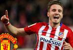 HLV Simeone báo tin vui MU: Saul Niguez có thể ra đi!