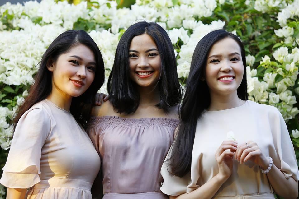 Á hậu Thùy Dung cùng dàn người đẹp hâm nóng giải Việt dã toàn quốc