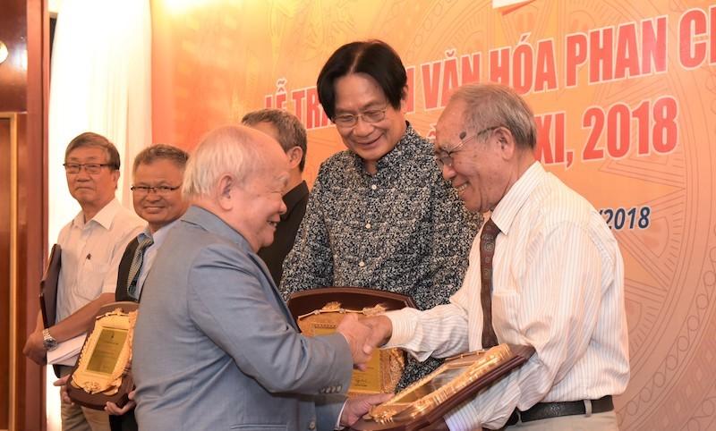 Giải thưởng Phan Châu Trinh tôn vinh nhà văn hóa Phạm Quỳnh
