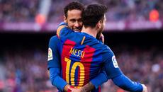 Messi khuyên Neymar bỏ qua Real gia nhập Man City