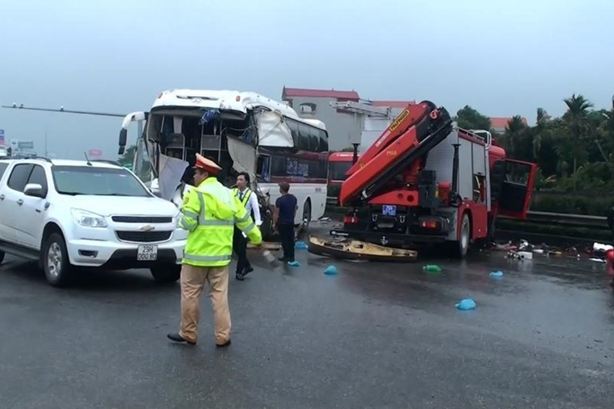 Xe ưu tiên gây tai nạn xử lý thế nào?