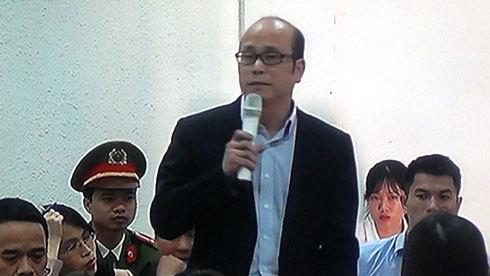 Đinh La Thăng,PVN,Oceanbank,NHNN,Tham ô,Tham nhũng