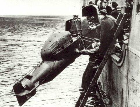 ngư lôi có người lái