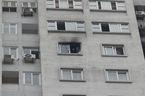 Hà Nội: Cháy căn hộ tầng 21 chung cư Văn Khê