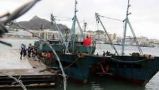 Hàn Quốc phạt tù hai ngư dân TQ xâm nhập đánh bắt trái phép