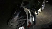 Chạy xe máy qua cầu bị dây cáp cứa cổ chết thương tâm