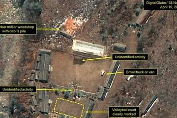 Triều Tiên ngưng các hoạt động tại bãi thử hạt nhân