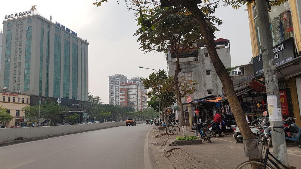 Hà Nội có 5 chung cư án ngữ mặt phố 'đắt nhất hành tinh'?