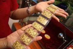 Giá vàng hôm nay 24/5: Chốt phiên giảm giá cuối tuần