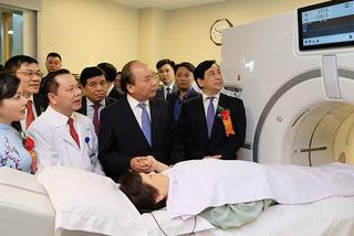 Thủ tướng đặt mục tiêu cho Bệnh viện Hữu nghị Việt - Xô
